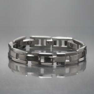 Eros magnetic stainless steel bracelet 2