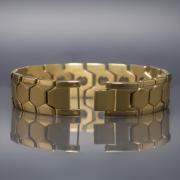 Hercules magnetic stainless steel bracelet 2