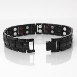 Poseidon magnetic stainless steel bracelet 5