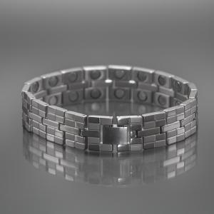 Titan magnetic titanium  bracelet 1