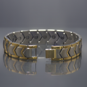 Apollo magnetic stainless steel bracelet 2