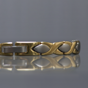Athena magnetic  stainless steel bracelet 4
