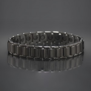 Neptune magnetic stainles steel bracelet 1
