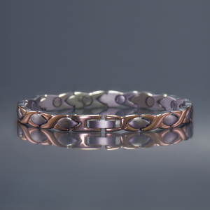 Venus magnetic stainless steel bracelet 1